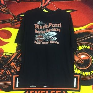 HD Black Pearl Belize Central America Tee Shirt